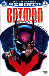 Batman Beyond Cover Art