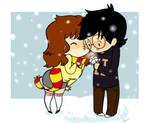 Harry-Hermione: Winter