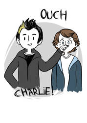 Charlie bit my finger by AninhaT-T