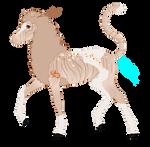 N4113 Padro Foal Designed by Mimi-McG