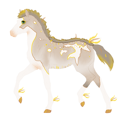 N4119 Padro Foal Designed by Mimi-McG by HaloSon