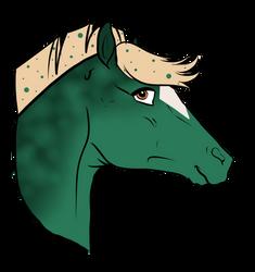 SSC Green Gremlin N4111 by HaloSon