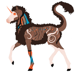 N6197 Padro Foal Designed by Mimi-McG