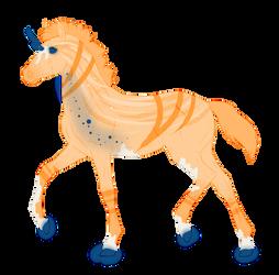 N6198 Padro Foal Designed by Mimi-McG