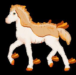 N6199 Padro Foal Designed by Mimi-McG