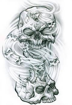 Spirit Skulls