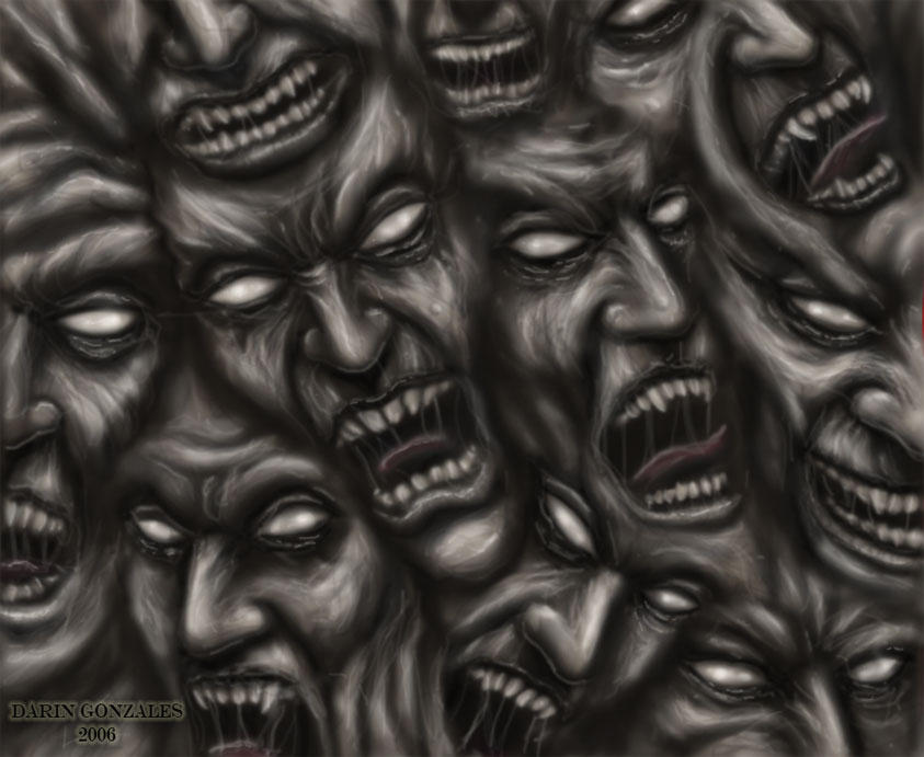 ♕ SPIRIT BRINGERS: EMPYREAN REALM. (SAGA DE BYNQUISTERR) - Página 17 Wall_of_horror_by_arcaneserpent