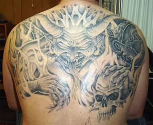 demon backpiece by arcaneserpent