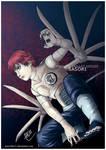Naruto fanart: Sasori