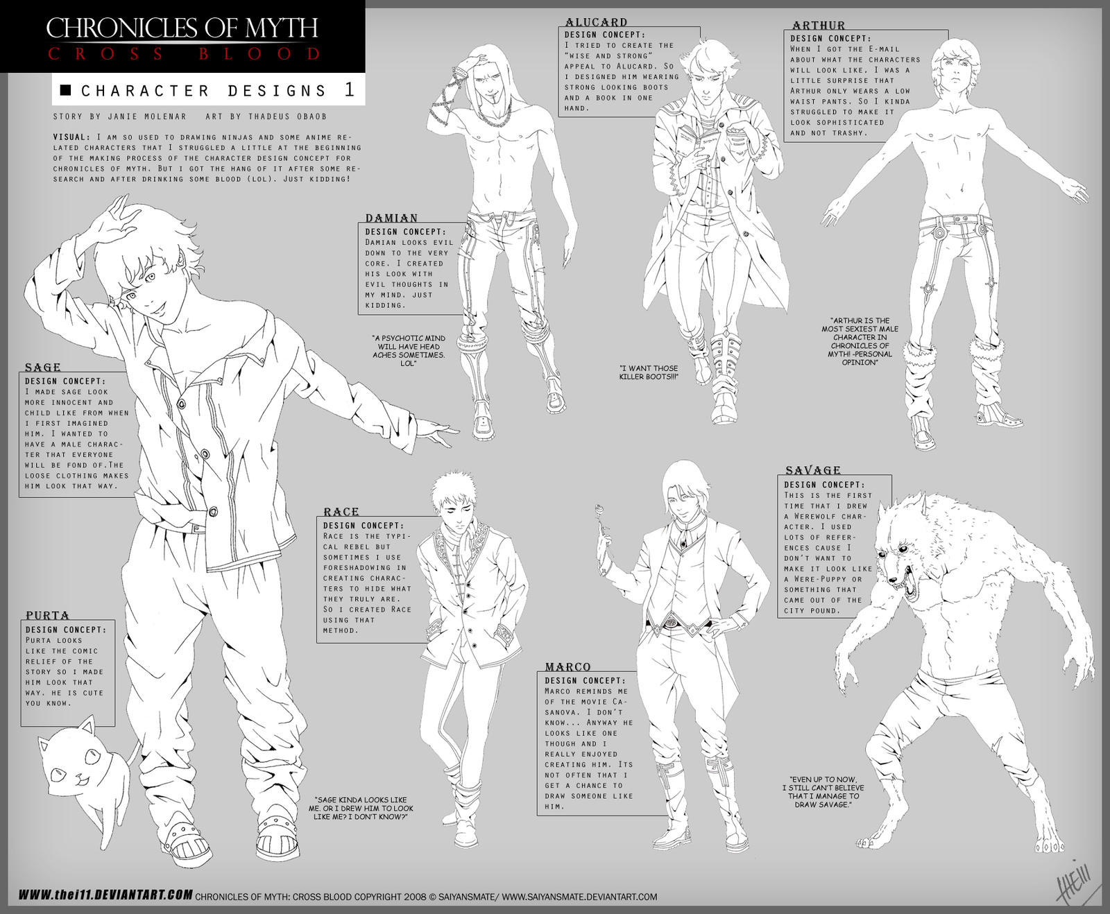 Character Concept Design Jobs : Character design concept by thei on deviantart