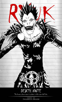 Deathnote: RYUK