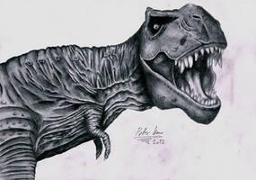 T-Rex by Octopriest