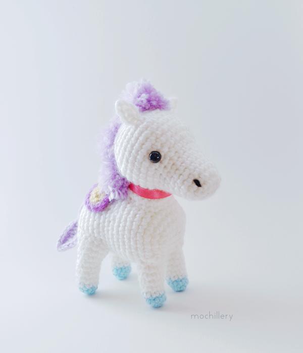Horse | custom by mochillery