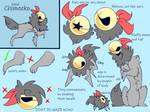 Chimeeko species ref (Open species)