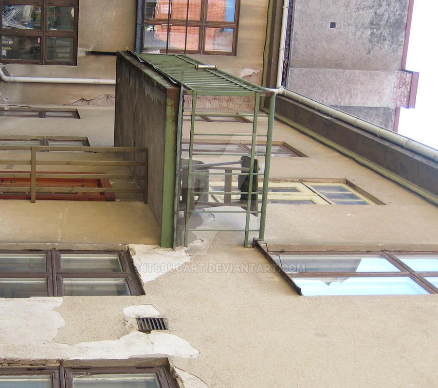 Balcony 1 by ItsBugArt