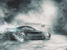 Mercedes Benz Photomanip by mentaldistortion