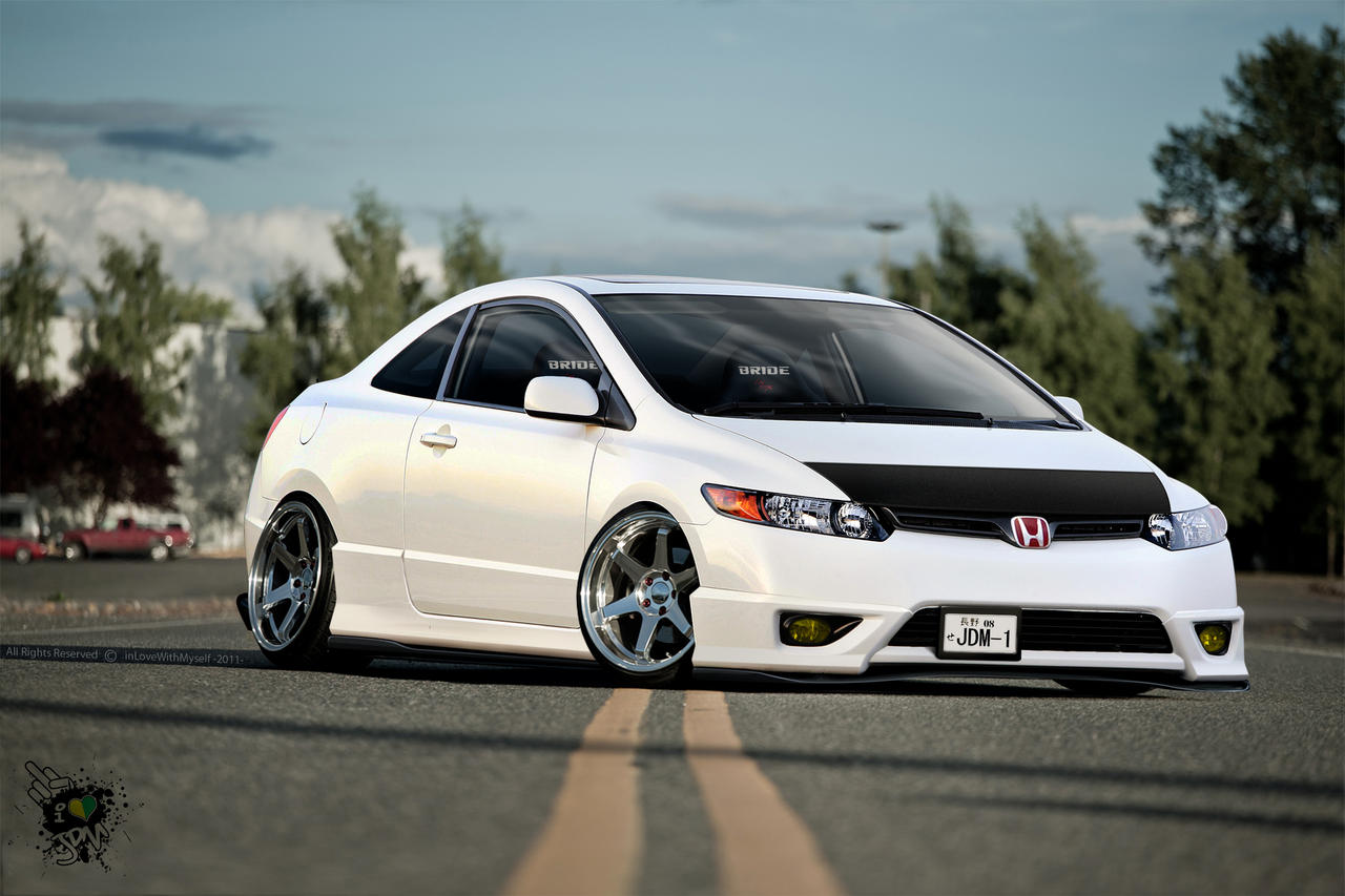 Honda Civic Si Jdm | Car Interior Design