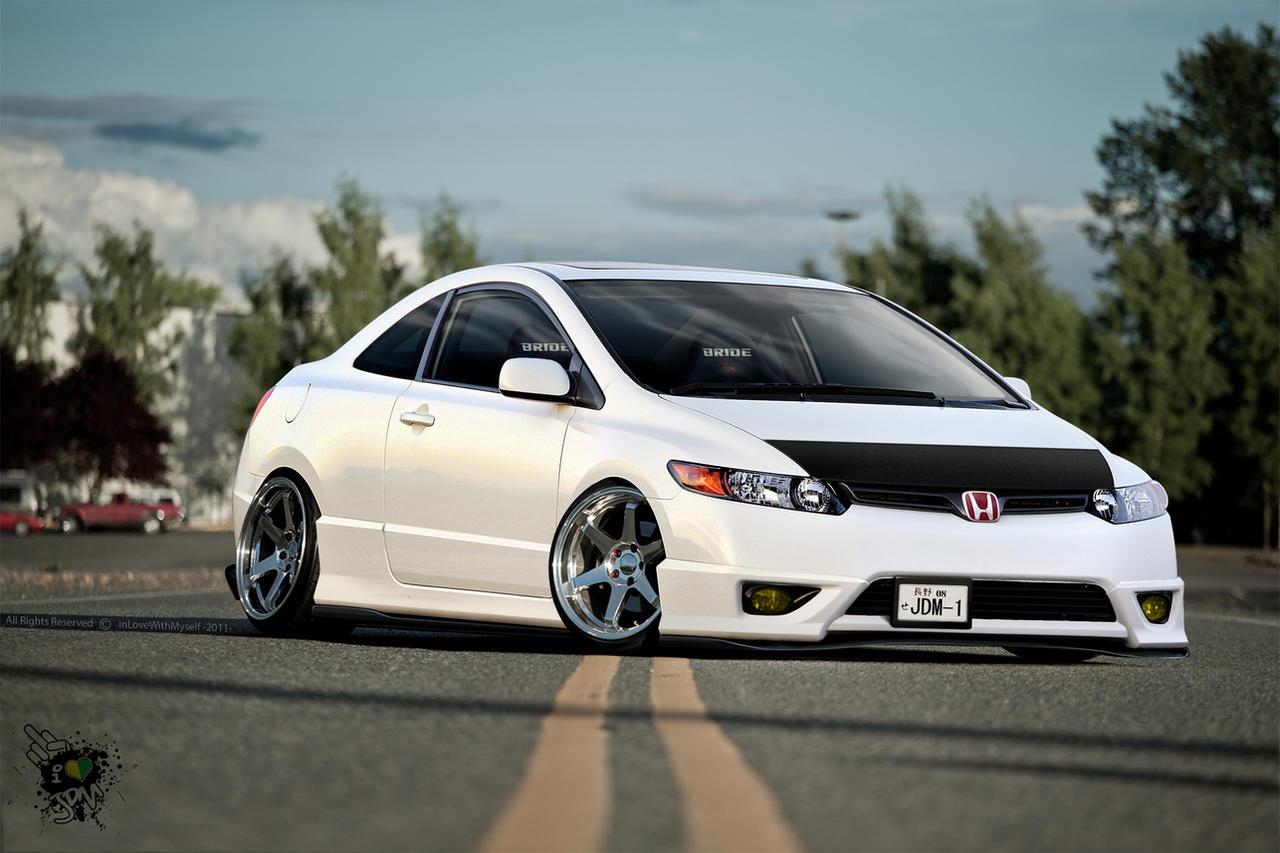 Honda Civic Si Jdm | Car Interior Design