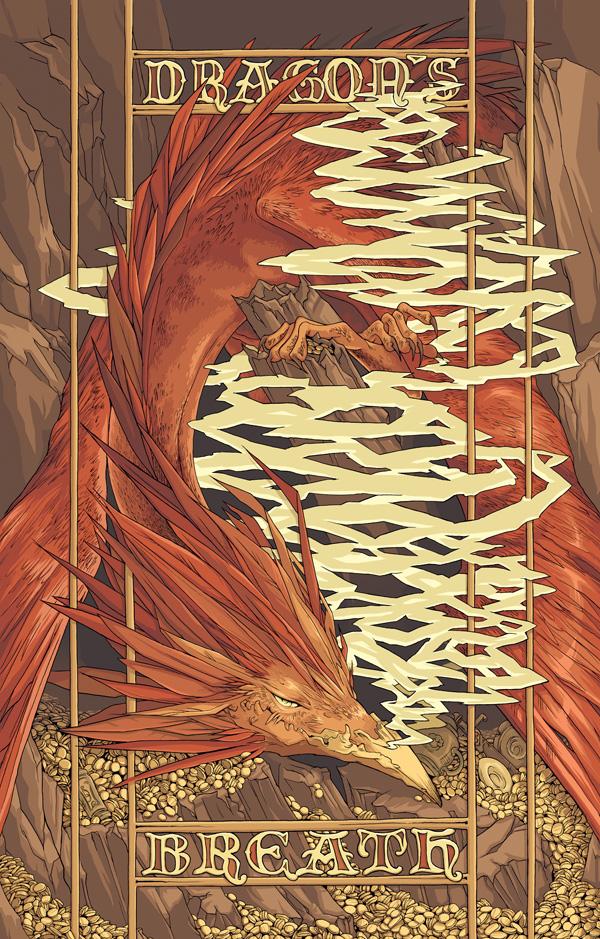 Dragon's Breath by Cinnamoron