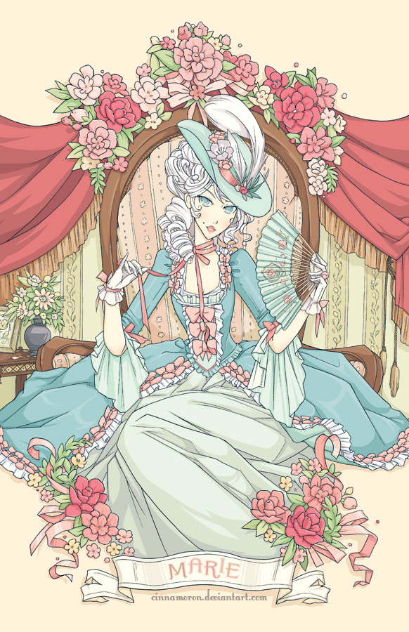 Marie by Cinnamoron