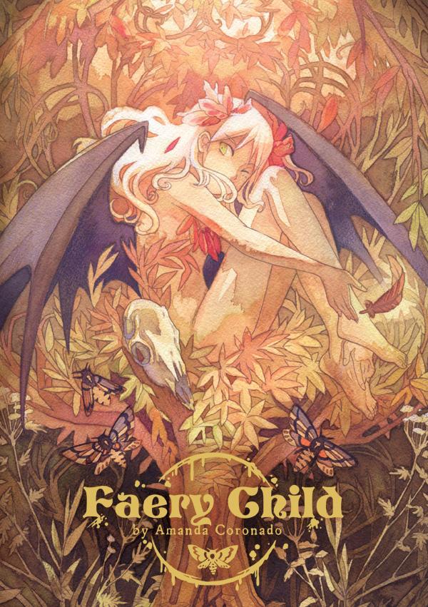 Faery Child Cover
