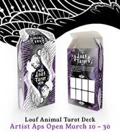 Loaf Tarot Box Design