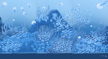 Aquarium by Kingdom-of-milk