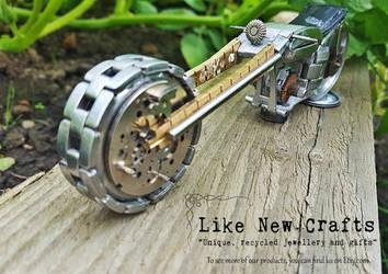 Low Rider by LikeNewCrafts