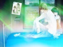 Wallpaper - Dengeki Daisy 2 by enchantingmarshie18