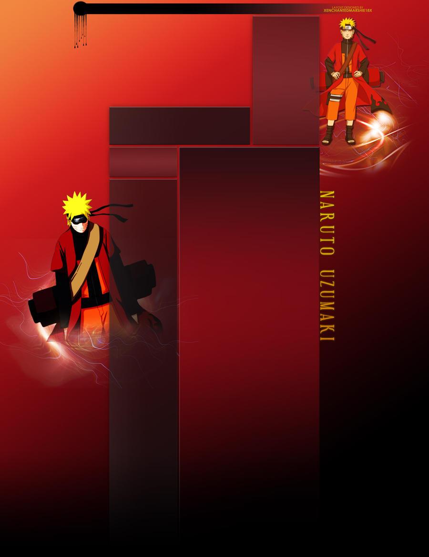 FREE - Naruto YT Layout by enchantingmarshie18