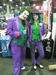 Two Jokers by Rockerella