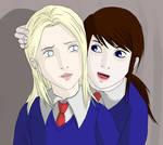 Claudia And Alessa