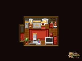 Sylvan Frontier - Delicia's room