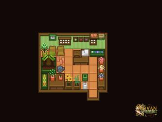 Sylvan Frontier - Flower Shop