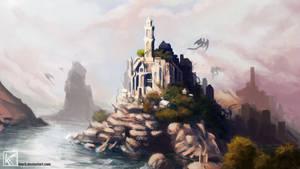 Hermit Kingdom [edit] wallpaper by leer5