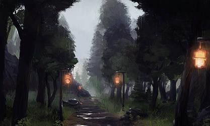last tears of the rainforest [wet] by leer5