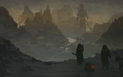 wanderer by leer5