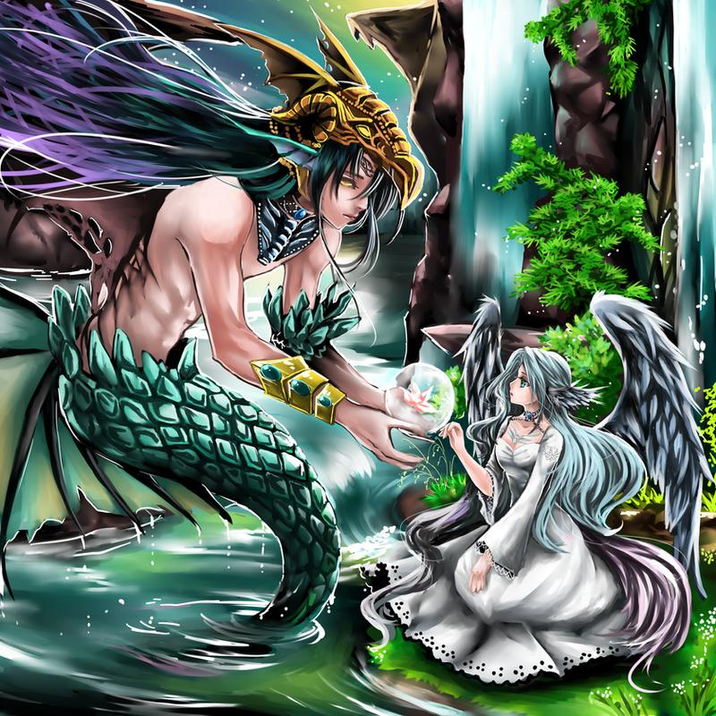 Forbidden Love by shrimpHEBY