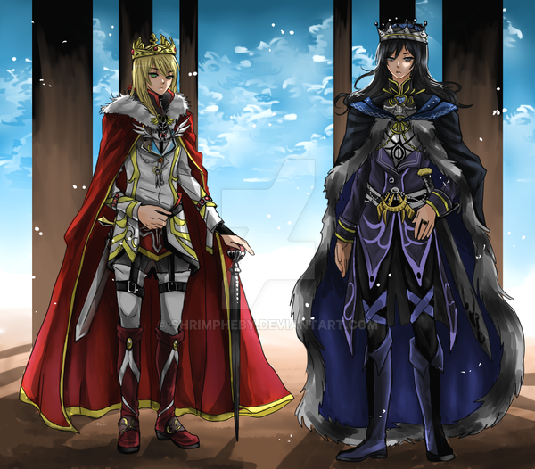 Kings by shrimpHEBY