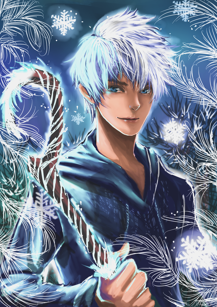 Jack Frost by shrimpHEBY