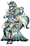Ice Wolf Princess Open For Auction (CLOSED)