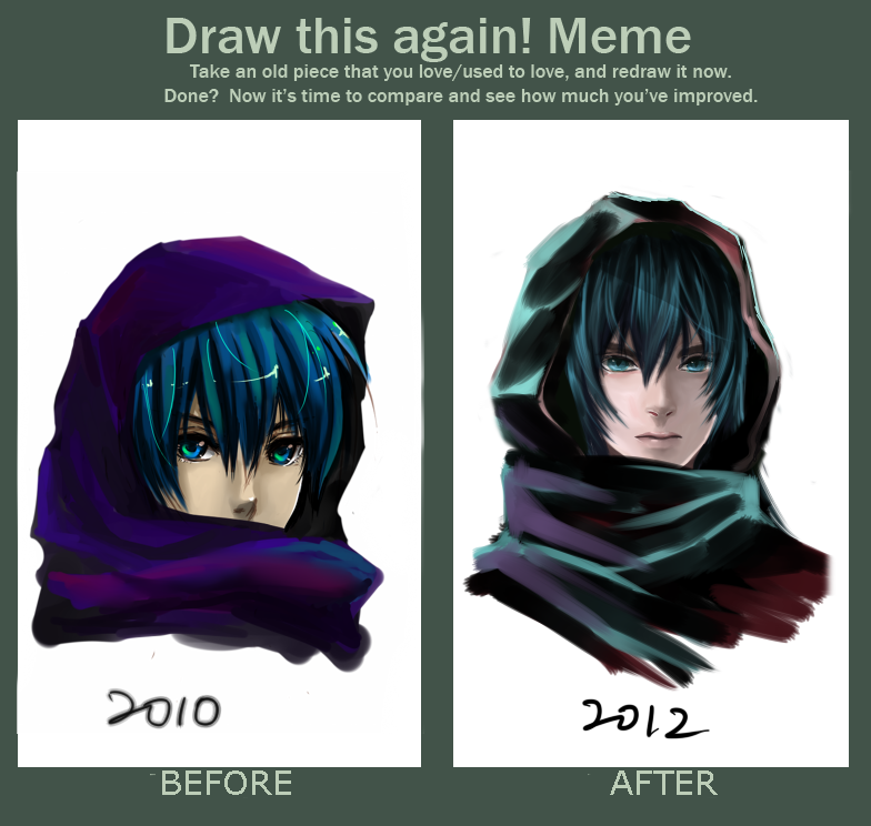 Meme  Before And After by shrimpHEBY