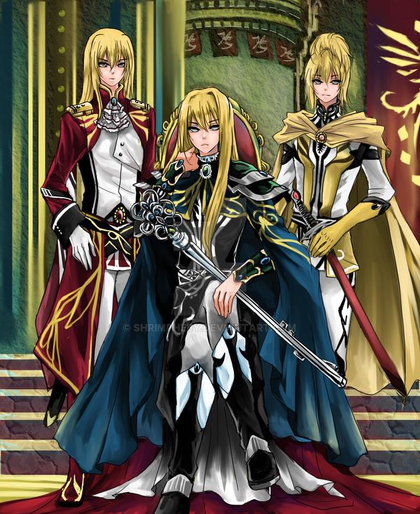 Princes by shrimpHEBY
