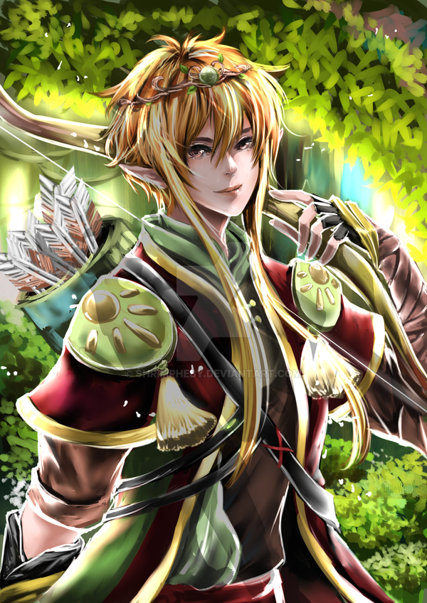 3 d elves more 3 d in my profile Part 5 8