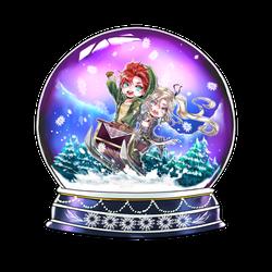 Snow globe Commission
