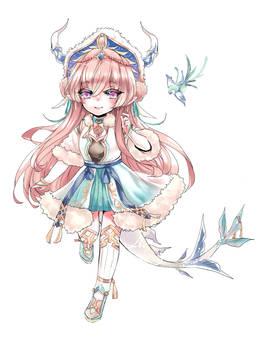 Bonus art (Adopt) for Marichiiko