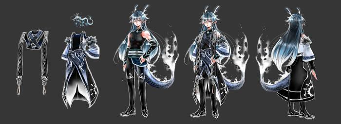Xuan Long outfit