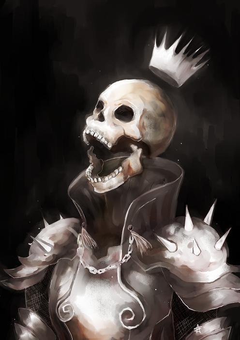 Tragic King by Sugar-Thief