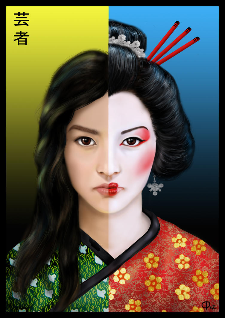 Geisha by Eilish