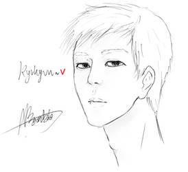Kyuhyun by Hope-chan00